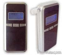 breath alcohol tester with LCD display