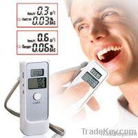 Professional LCD Digital Alcohol Breath Tester