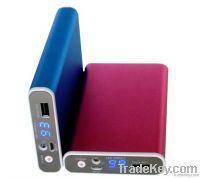 Power bank charger for mobile phones