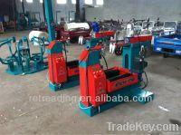 Tire retreading machine-Inspection machine