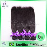 wholesale brazilian virgin hair silky straight