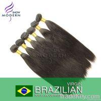 100% Unprocessed Virgin Hair Brazilian Straight