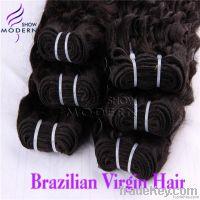 top grade 100% virgin Brazilian hair