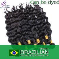 Natural Brazilian Virgin Hair extensions