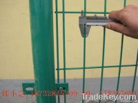 Double Wire Mesh Fence For Roadway (Factory and ISO )