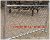 high quality GI & PVC chain link wire mesh