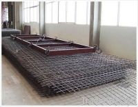 airport foundation reinforcement use steel wire mesh