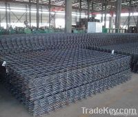 railway foundation reinforcement use steel wire mesh((Free Complete Sa