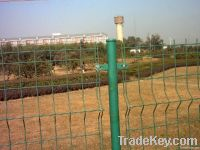 High Quality Double Wire Mesh Fence