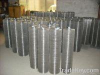1/2'' ungalvanized welded wire mesh