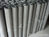 100% factory Stainless Steel Wire Mesh(SS304, 316, 316L)