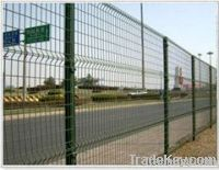 holand wire mesh fence, peached-shaped fence/wire mesh fence supplier