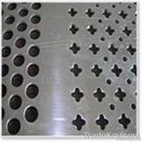 High Quality Low Carbon Galvanized Perforated Metal
