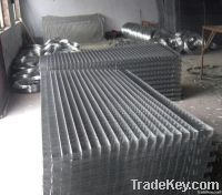 welded wire mesh for construction site