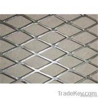 diamond-hexagonal expanded metal