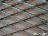 punched metal sheet