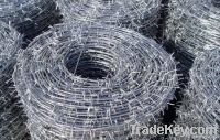 Hot Dipped Barbed Wire