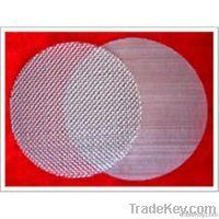 SS304LSintered Powder Filter Disc