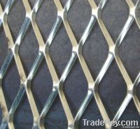 expanded metal sheet  fence