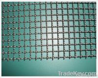 Stainless steel screen mesh or stainless steel crimped wire mesh