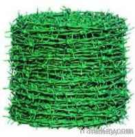 PVC barbed wire/razor barbed wire