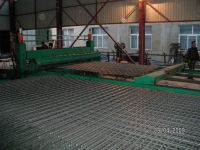 reforcing steel welded wire mesh sheet(manufacture