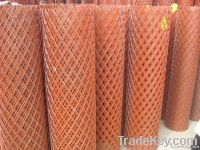Heavy Duty Expanded wire mesh for walkway
