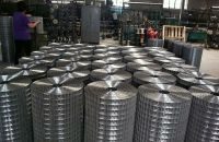 welded wire mesh fence /pvc coated welded wire mesh fence