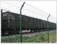 guardrail fence for railway