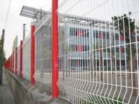 Low-Carbon Iron Rectangular Hole Wire Mesh Fence