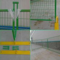 PVC Coated Frame Fence Netting For Construction