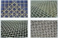Stainless Steel Crimped Wire Mesh/Galvanized Crimped Wire Mesh