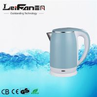 cool-touch double walls electric kettle