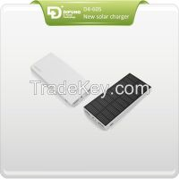 6000mAh solar charger with