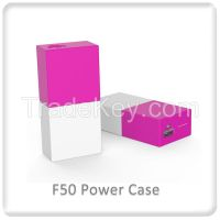 2015 NEW and Hot Sale Mini but powerful mobile power bank with 2.1A output