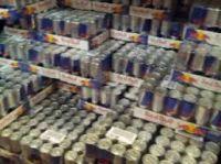 Energy Drinks ( Red Bull)