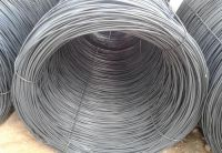 Hot rolled steel Wire Rod in coils, 5.5mm 6.5mm Low Carbon Steel MS Wire Rods