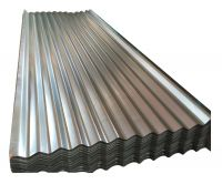 Roofing Sheet (galvanized Zinc Coated corrugated steel metal roofing)