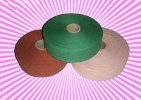 recycled/regenerated cotton polyester blend yarnTC 60/40 CVC 50/50