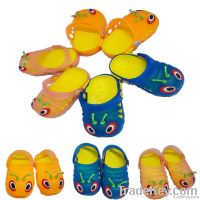 fashion animal jelly baby shoes