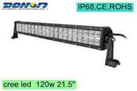 21.5 inch 120w Cree led light bar