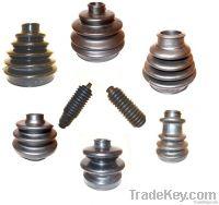 car rubber bellows, car boots, Automotive spare parts car boots