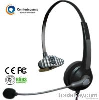 Professional Noise Cancelling Call Center Headset