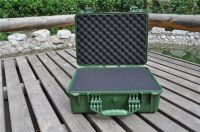 waterproof anti-shock protective plastic case