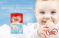 Cow & Gate Infant Milk for Hungrier Babies