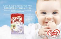 Cow & Gate Follow On Milk 6-12 Months