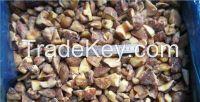Frozen Butter Mushroom Quarter