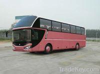 SINOTRUK HOWO Dragon 51 seats luxury bus