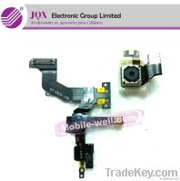 Front and back camera flex cable for iPhone 5