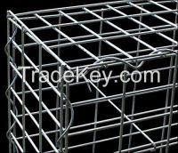 Galvanized Welded Gabion Basket Stone Cages
